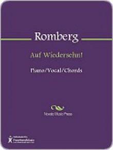 Auf Wiedersehn! - Sigmund Romberg
