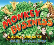 Monkey Business pop-up - Paul Stickland