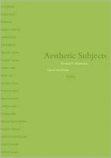 Aesthetic Subjects - Pamela R. Matthews, Pamela R. Matthews