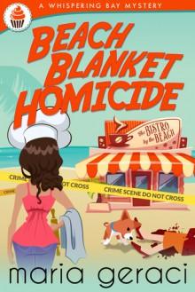 Beach Blanket Homicide - Maria Geraci