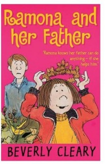 Ramona and Her Father - Alan Tiegreen,Beverly Cleary