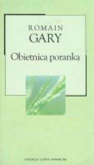 Obietnica poranka (hardcover) - Romain Gary
