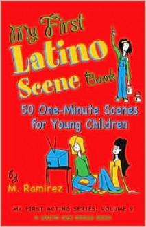 My First Latino Scene Book - M. Ramirez