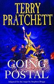 Going Postal (05) by Pratchett, Terry - Briggs, Stephen [Paperback (2005)] - Terry Pratchet