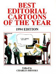 Best Editorial Cartoons 1994 - Charles Brooks