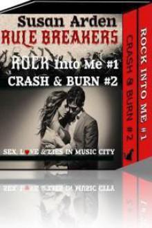 Box Set: Rule Breaker Books 1 & 2 - Susan Arden