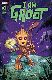 I Am Groot (2017-) #1 - Christopher Hastings,Flaviano,Marco D'Alfonso