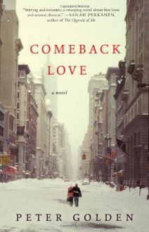 Comeback Love - Peter Golden