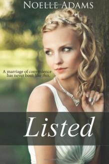 Listed - Noelle Adams