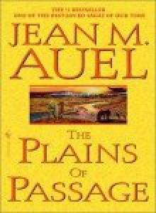The Plains of Passage (Earth's Children, #4) - Jean M. Auel