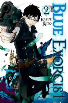 Blue Exorcist Volume 02 - Kato Kazue