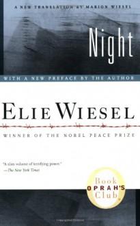 Night (Audio) - Elie Wiesel