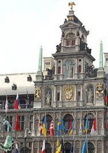 Antwerp and Its Beauties - Thill