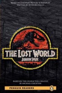 The Lost World: Jurassic Park (Penguin Readers Level 4) - Michael Crichton, Janet McAlpin