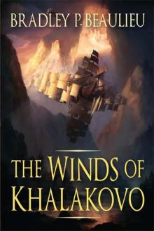 The Winds of Khalakovo (Lays of Anuskaya, #1) - Bradley P. Beaulieu