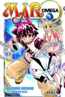Mär Omega, #1 (Marchen Awakens Romance Omega, #1) - Koichiro Hoshino, Nobuyuki Anzai