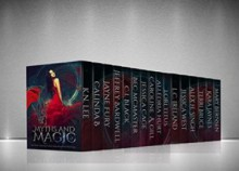 Myths and Magic: An Epic Fantasy and Speculative Fiction Boxed Set - K.N. Lee,Bec McMaster,Calinda B,Jayne Fury,Lori Titus,Jessica Cage,Jeffrey Bardwell,LC Ireland,Kara Jaynes,Jessica West,Alex H. Singh,Alledria Hurt,Caroline A. Gill,Mary Bernsen,CI Black,Terri Bruce