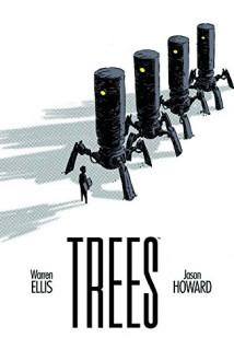 Trees #7 (MR) 9.4 + NM + 11/26/14+ IMAGE - Warren Ellis