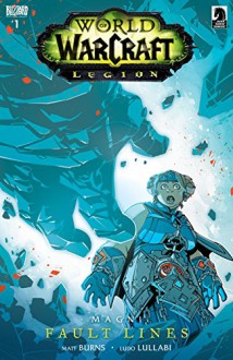 World of Warcraft: Legion #1 - Matt Burns,Ludo Lullabi