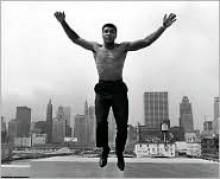 Muhammad Ali - Elliott Erwitt, Bryn Campbell