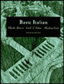 Basic Italian (Book Only) - Barbara Caiti, Carlo L. Golino, Charles Speroni