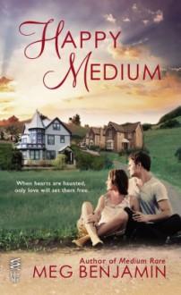 Happy Medium - Meg Benjamin