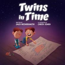 Twins in Time - Zach Weinersmith, Chris Jones, Sean Carroll