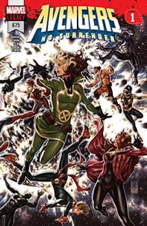 Avengers (2016-) #675 - Mark Waid,Al Ewing,Jim Zub,Pepe Larraz,Mark Brooks