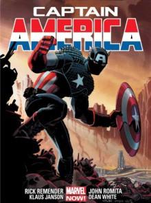 Captain America, Vol. 1: Castaway in Dimension Z, Book One - Rick Remender, John Romita Jr.