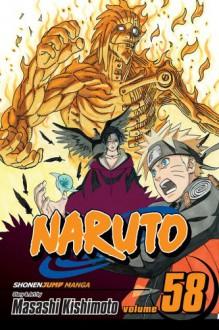 Naruto, Vol. 58: Naruto vs. Itachi - Masashi Kishimoto
