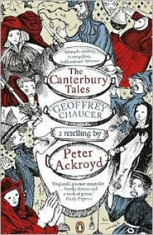 The Canterbury Tales - Nick Bantock, Geoffrey Chaucer, Peter Ackroyd
