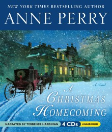 A Christmas Homecoming (Christmas Novellas) - Anne Perry
