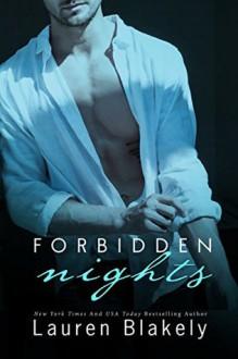 Forbidden Nights - Lauren Blakely