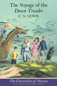 The Voyage of the Dawn Treader (Chronicles of Narnia, #5) - C.S. Lewis, Pauline Baynes