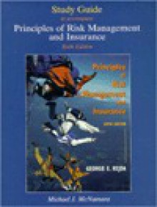 Study Guide T/A Principles of Risk Management and Insurance - Rejda
