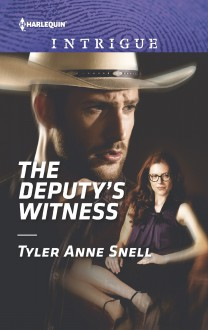 The Deputy's Witness (The Protectors of Riker County) - Tyler Anne Snell