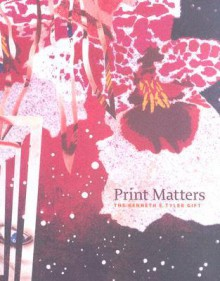 Print Matters: The Kenneth E. Tyler Gift - Sean Rainbird