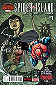 Spider-Island #1 - Christos N. Gage,Paco Diaz