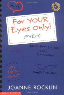 For Your Eyes Only - Joanne Rocklin