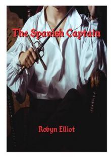 The Spanish Captain - Robyn Elliot
