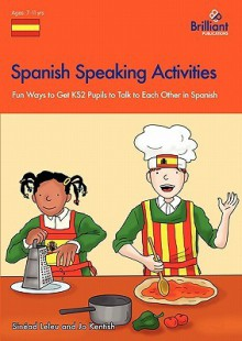 Spanish Speaking and Listening Activities: Primary - Sinead Leleu