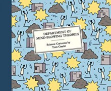 Department of Mind-Blowing Theories - Tom Gauld