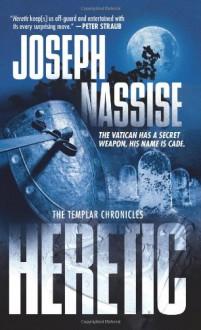 Heretic - Joseph Nassise