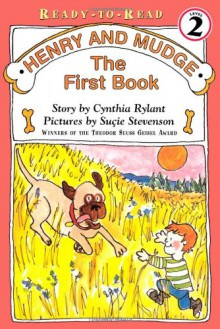 Henry And Mudge First Book - Cynthia Rylant