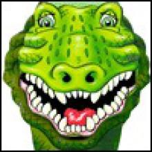 Crocodile - Rebecca Ward, Paul Cemmick