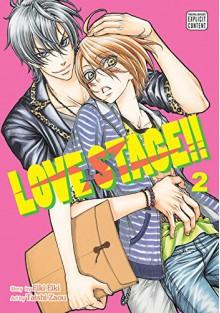 Love Stage!!, Vol. 2 - Eiki Eiki, Taishi Zaou
