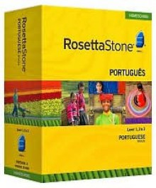 Rosetta Stone Homeschool Version 3 Portuguese (Brazilian) Level 1, 2 & 3 Set - Rosetta Stone