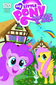 My Little Ponies Friendship Is Magic, No. 1 (Stephanie Buscema Variant) - Katie Cook, Andy Price