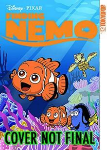 Disney Pixar Finding Nemo Manga--Special Collector's Edition (Pixar Manga Collection) - Ryuichi Hoshino
