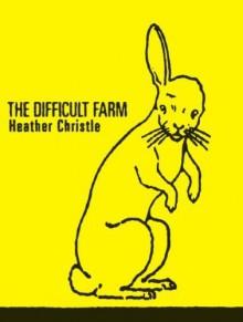 The Difficult Farm - Heather Christle